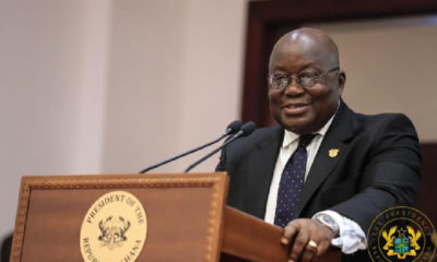 Abandon dependent, aid and charity mentality - Akufo-Addo charges Africans