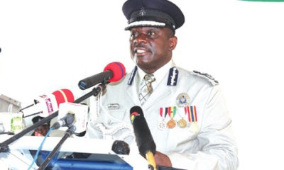 All you need to know about the Acting IGP James Oppong-Boanuh