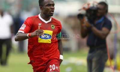 Amos Frimpong dropped from Kotoko's Champions League squad