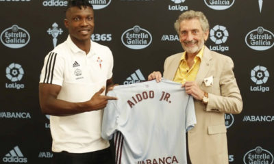 Black Stars defender Joseph Aidoo joins Celta Vigo