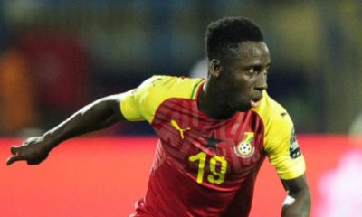 Black Stars winger Samuel Owusu on radar of three clubs