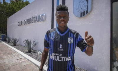 Clifford Aboagye joins Gallos de Querétaro from Atlas FC
