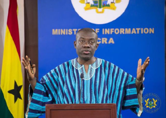 Gov't rubbishes suggestions it deliberately collapsed financial institutions