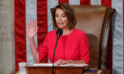 Don't make denigrating comments about Trump in Ghana - Nancy Pelosi advised