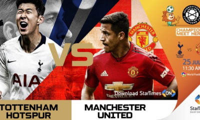 ICC on StarTimes: Premier League rivals clash in China