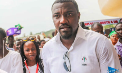 'I'll fund campaign from my own sweat' - John Dumelo
