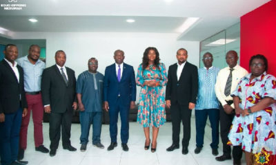Information Ministry tours media houses