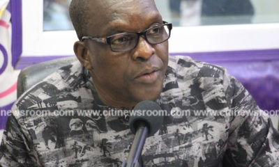 Keep calm; We haven't made a decision on new chamber yet – Alban Bagbin assures