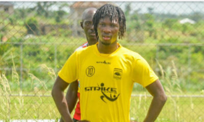 Kotoko turn down Orlando Pirates new bid for Songne Yacouba