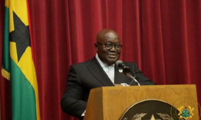 Let's take charge of our destinies – Akufo-Addo to Africans
