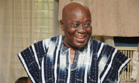 My critics now quiet over free SHS success - Nana Addo