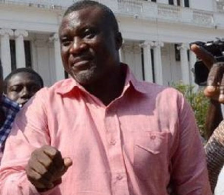 NDC descends heavily on Hopeson Adorye for 'insulting' people of Bono Region