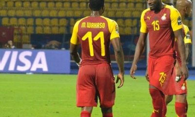 No Ghana retirement without trophy - Wakaso