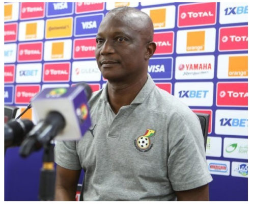 Sack Kwesi Appiah – Ghanaians react to AFCON exit