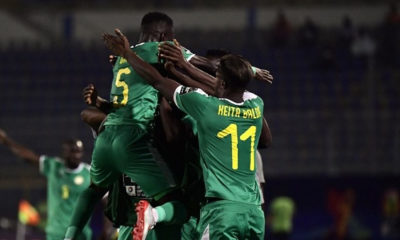 Senegal thrash Algeria to reach AFCON finals