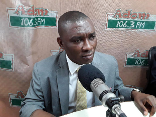 Tarkwa Nsuaem MP given hot chase, nabbed for road traffic offence