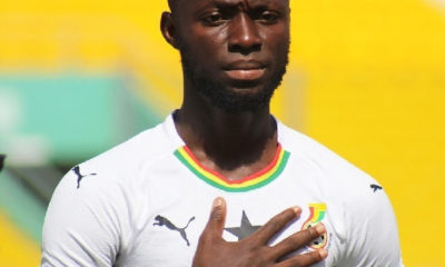 We were given $20,000 not $80k as appearance fee - Black Stars forward Kwabena Owusu