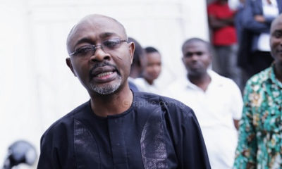 Attorney General bounces Woyome