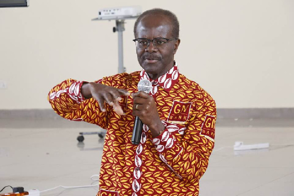 Contractors going bankrupt; pay them – Nduom