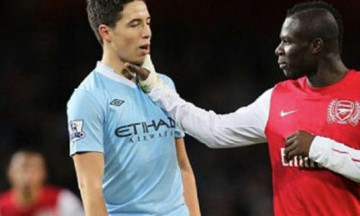 Emmanuel Frimpong hits out at ex-Arsenal teammate Samir Nasri
