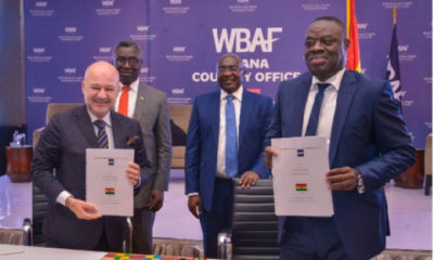 Ghana's gov't has a business-oriented mind set – WBAF Chairman