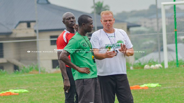 Kotoko fans will be proud of us - Zachariassen