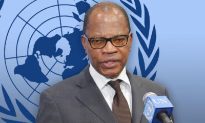 Violent extremism on the rise in West Africa – Chambas