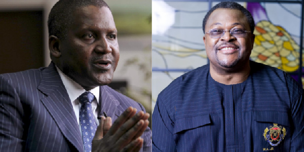 Africa's three richest men have more wealth than the poorest 650m people across the continent