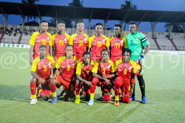 Kenya cannot stand in our way - Black Queens Coach