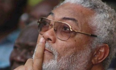 Rawlings leads Ghana delegation to Mugabe's funeral