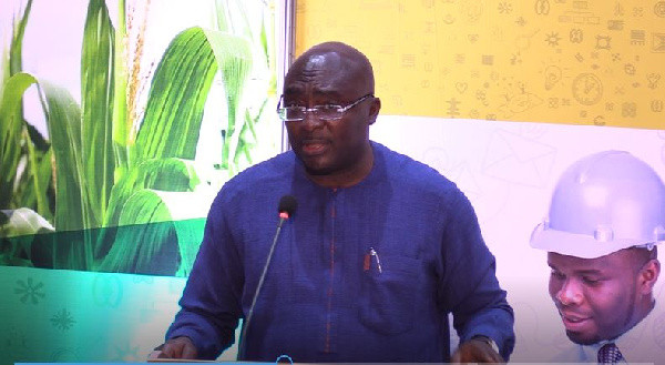 Mahama increased electricity tariff by 166%, NPP decreased by 5% – Bawumia