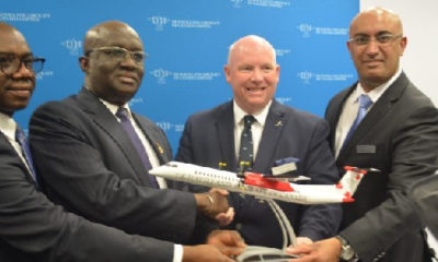 Ghana signs deal to buy six aircraft for new national airline