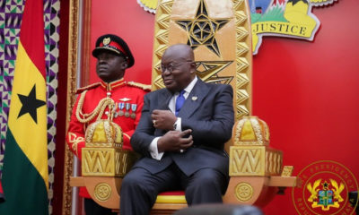 Akufo-Addo grants amnesty to 808 prisoners amid coronavirus crisis