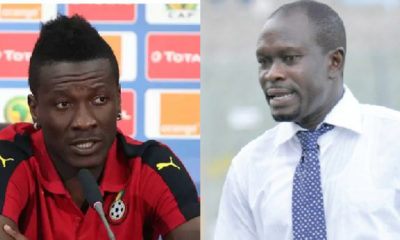 CK Akonnor is a good coach; let's all support him – Asamoah Gyan rallies