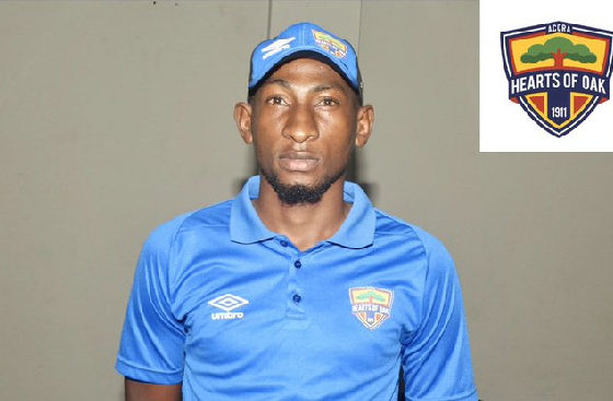 Hearts of Oak signs Mamane Lawali from Niger