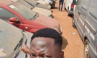 Auction cars: NPP organiser aspirant dupes victims GHC100k at Jubilee House