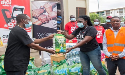 CBG donates food items to 2000 people during lockdown