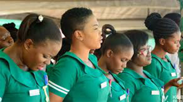 Private And Public Nurses And Midwives Recruitment in Ghana 2020
