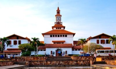 University of Ghana Undergraduate Admission