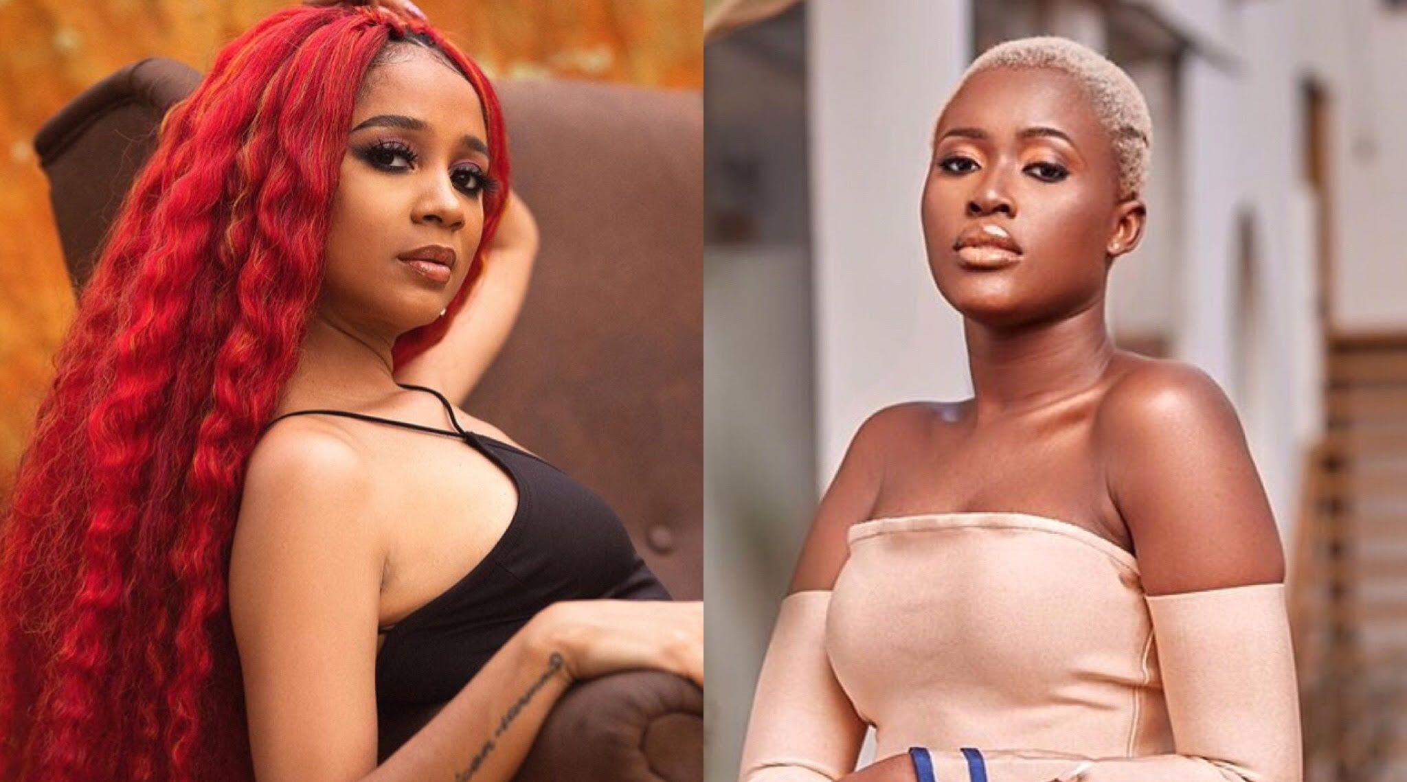 ''Fella Makafui Stopped Selling Dresses And Shoes To Do Music Because Of Me'' - Sister Derbie