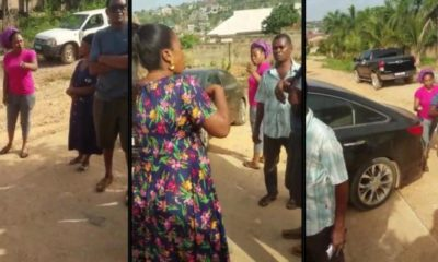 Joyce Blessing Storms Her Sister-In-Law's House To Take Her Children