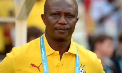 Deputy Sports Minister Reveals Why Ghana Still Owes Former Black Stars Coach Kwesi Appiah
