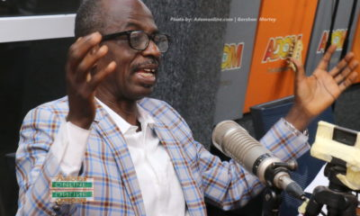 'My son Was Fired From Work Because Of My NDC Affiliation'' - Asiedu Nkatia