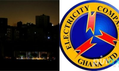 Parts Of Accra To Experience Six Days Dumsor Starting Today – ECG Reveals