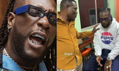 Burna Boy Dragged To Police Station For Disturbing Neighbours With Music