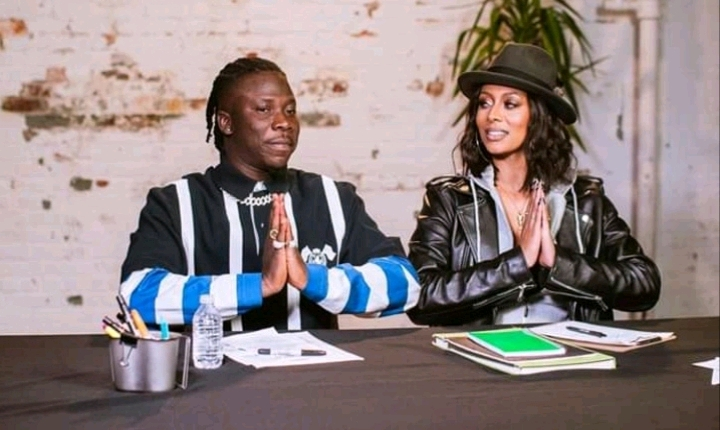 I am So Happy Our Song Is Doing Very Well – Keri Hilson Tells Stonebwoy