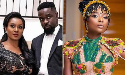 Tracy Sarkcess Reacts After A Sark Fan Said 'Sarkodie Should Have Married Efya Instead