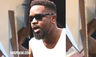 See What Happened To Sarkodie's Room After Last Night's Earth Tremors (Video)