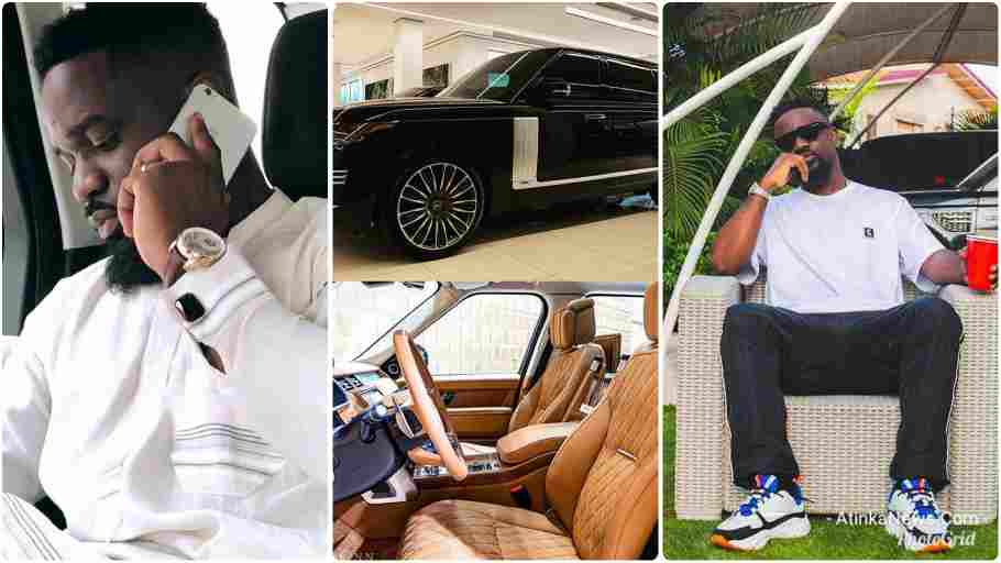 Sarkodie Reveals The Next Car He Wants To Buy After Returning To Ghana