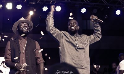 M.anifest And Sarkodie Releases First Song After Beefing Each Other, See How Ghana Is Reacting To It